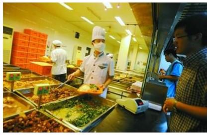 学校食堂需提防三类食品安全事故