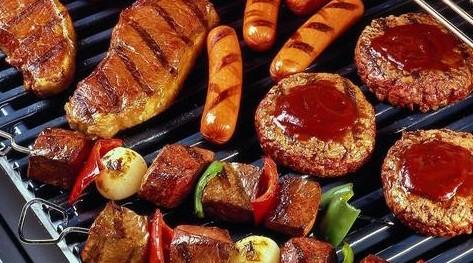 烧烤类食品