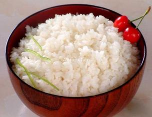 白米饭的功效与作用