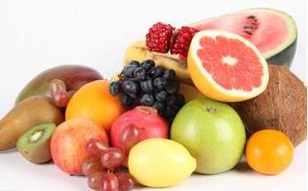 富含维C的水果