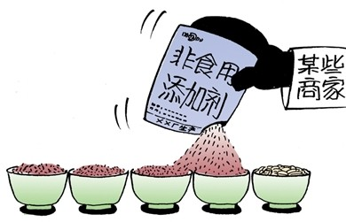 食品安全犯罪严惩不贷
